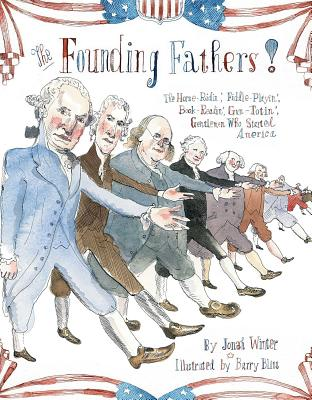 The Founding Fathers! Cover