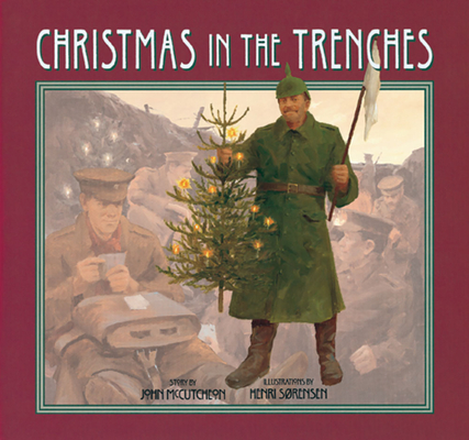 Christmas in the Trenches [With CD] Cover