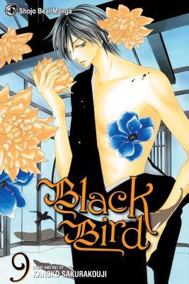 Black Bird, Volume 9 Cover