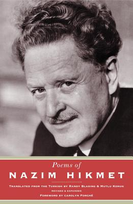 Poems of Nazim Hikmet Cover
