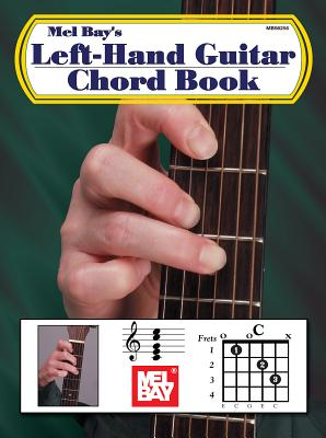 Left-Hand Guitar Chord Book Cover Image