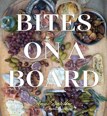 Bites on a Board Cover Image
