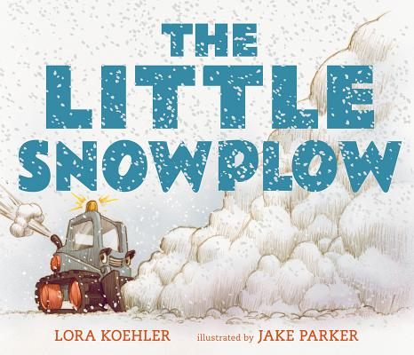 The Little Snowplow Cover