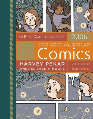 The Best American Comics 2006 Cover