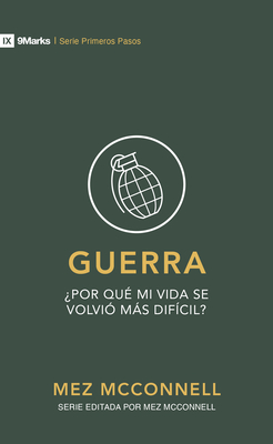 Cover for Guerra