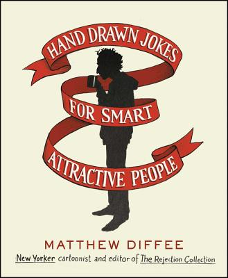 Hand Drawn Jokes for Smart Attractive People Cover