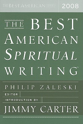 Cover for The Best American Spiritual Writing 2008