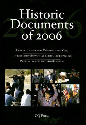 Historic Documents of 2006 (Historic Documents of .... #35) Cover Image