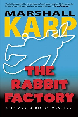 The Rabbit Factory Cover