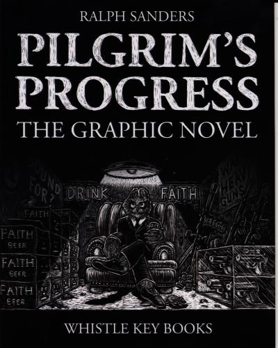 The Pilgrim's Progress: Graphic Novel Cover Image