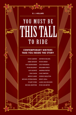 Cover for You Must Be This Tall to Ride