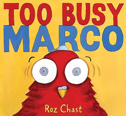 Too Busy Marco Cover Image