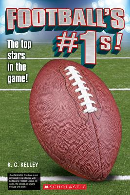 Football's #1s! Cover Image