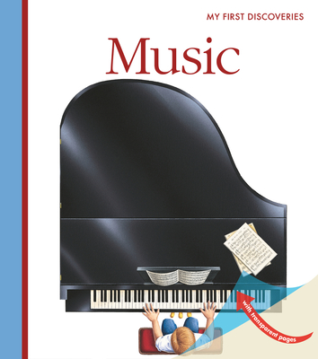 Music (My First Discoveries) Cover Image