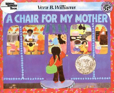 A Chair for My Mother 25th Anniversary Edition Cover Image