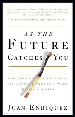 As the Future Catches You Cover