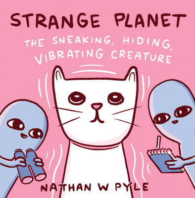 Strange Planet by Nathan Pyle Book , Signed Book