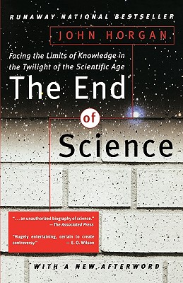 The End of Science Cover