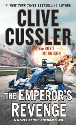 The Emperor's Revenge (Oregon Files #11) Cover Image