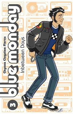 Blue Monday Volume 3 Cover