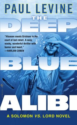 The Deep Blue Alibi Cover