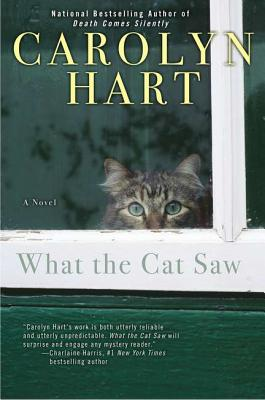 What the Cat Saw Cover Image