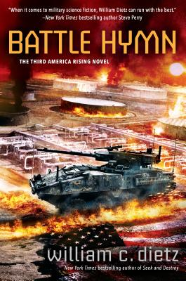 Battle Hymn (America Rising #3) Cover Image