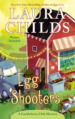 Egg Shooters (A Cackleberry Club Mystery #9) Cover Image