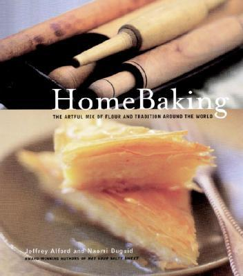 HomeBaking: The Artful Mix of Flour and Tradition Around the World Cover Image