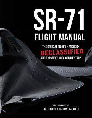 SR-71 Flight Manual Cover