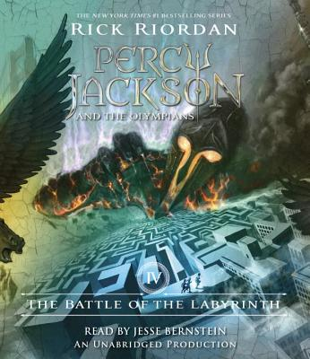 The Battle of the Labyrinth Cover Image