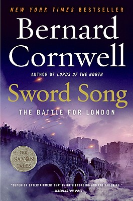 Sword Song: The Battle for London (Saxon Tales #4) Cover Image