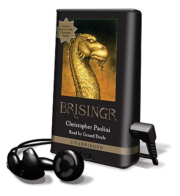 Brisingr [With Earbuds] Cover Image
