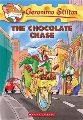 Chocolate Chase (Geronimo Stilton #67) Cover Image