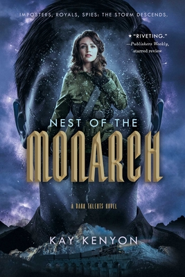 Nest of the Monarch (A Dark Talents Novel) Cover Image