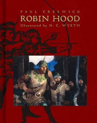 Robin Hood (Scribner Classics) Cover Image