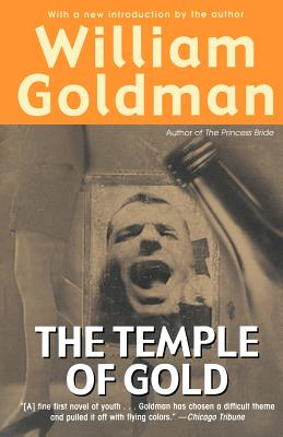 The Temple of Gold Cover
