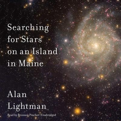 Searching for Stars on an Island in Maine Lib/E Cover Image