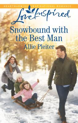 Cover for Snowbound with the Best Man (Matrimony Valley)