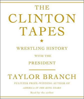 The Clinton Tapes Cover