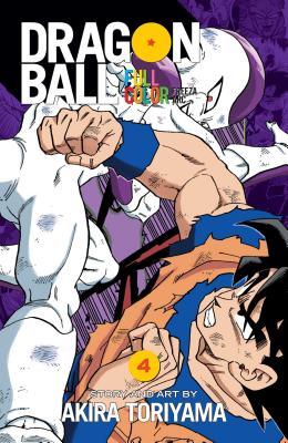 Dragon Ball Full Color Freeza Arc, Vol. 4 cover image
