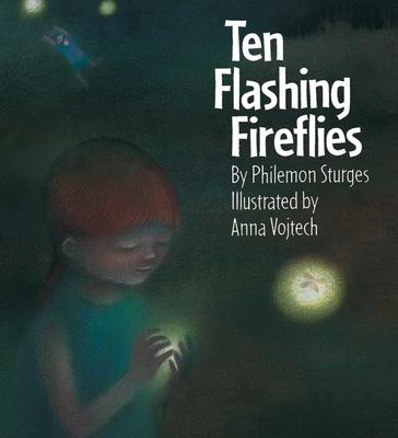Ten Flashing Fireflies (Leveled Books) Cover Image