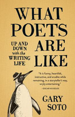 What Poets Are Like Cover