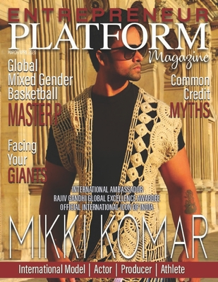 Entrepreneur Platform Magazine: March/April 2020 Cover Image