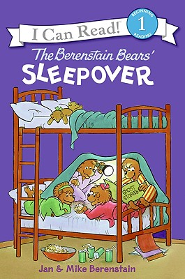 The Berenstain Bears' Sleepover Cover Image