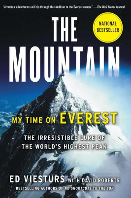 The Mountain: My Time on Everest Cover Image