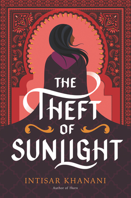 The Theft of Sunlight (Dauntless Path #2) Cover Image