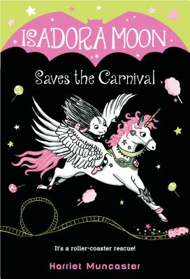 Isadora Moon Saves the Carnival Cover Image