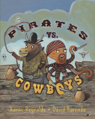 Pirates vs. Cowboys Cover Image
