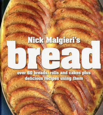 Nick Malgieri's Bread Cover